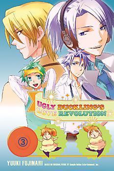 Ugly Duckling's Love Revolution Manga Vol.   3