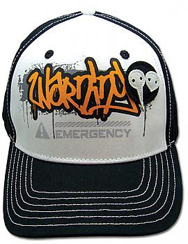Evangelion Cap - Warning Tag / Emergency