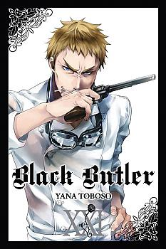 Black Butler Manga Vol.  21