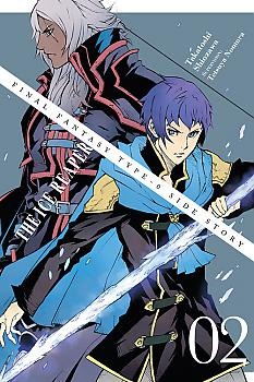 Final Fantasy Type-0 Side Story Manga Vol.  2: The Ice Reaper