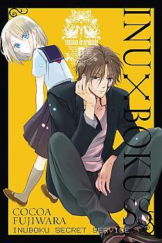Inu x Boku SS Manga Vol.   9