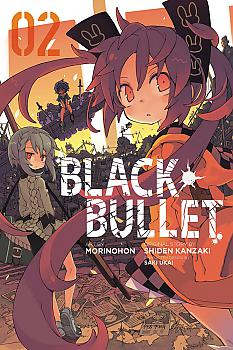 Black Bullet Manga Vol.   2