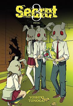 Secret Manga Vol.   3