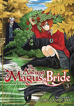 Ancient Magus' Bride Manga Vol.   3