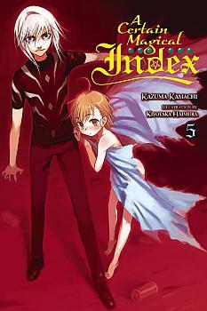 Certain Magical Index Novel Vol.  5