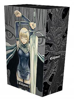 Claymore Complete Box Set Manga Vol. 1-27 w/ Premium