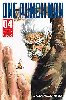 One-Punch Man Manga Vol.   4