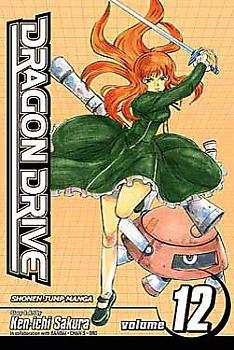 Dragon Drive Manga Vol.  12