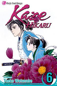 Kaze Hikaru Manga Vol.   6
