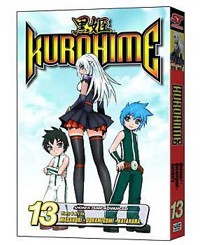 Kurohime Manga Vol.  13