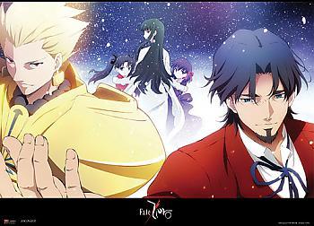 Fate/Zero Wall Scroll - Archer & Tokiomi [LONG]