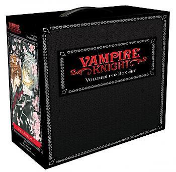 Vampire Knight Manga Box Set 1 Vol. 1-10