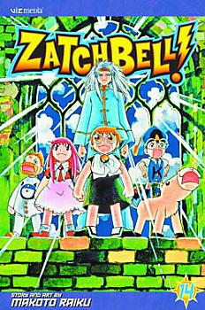 Zatch Bell! Manga Vol.  14