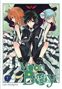 Moon Boy Manga Vol.   7