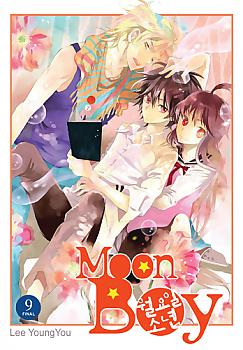 Moon Boy Manga Vol.   9