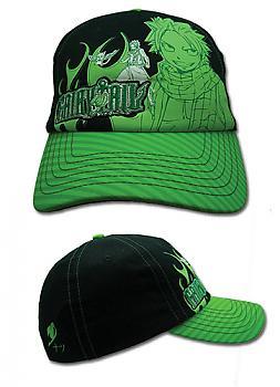 Fairy Tail Cap - Green Natsu & Happy
