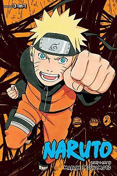 Naruto Omnibus Manga Vol.  13