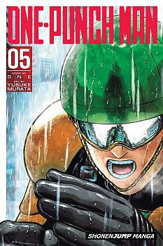 One-Punch Man Manga Vol.   5
