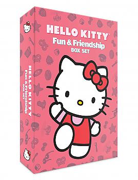 Hello Kitty: Manga Box Set (Volumes 1-6)