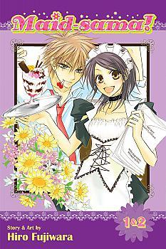 Maid Sama! Omnibus Manga Vol. 1