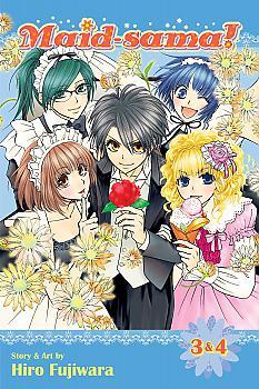 Maid Sama! Omnibus Manga Vol. 2