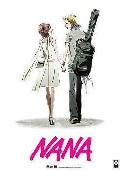 Nana Wall Scroll - Nana and Hachi