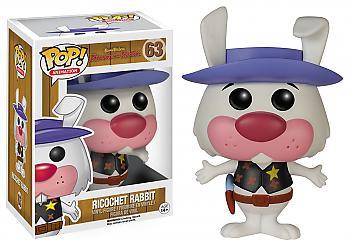 Ricochet Rabbit & Droop-a-Long POP! Vinyl Figure - Ricochet Rabbit (Hanna-Barbera)