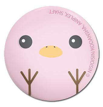 Bakemonogatari 1.25'' Button - Mayoi's Bird