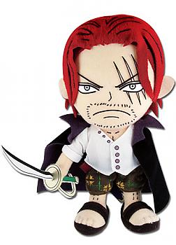 One Piece 8'' Plush - Shanks