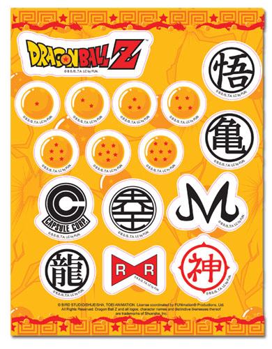 Các biểu tượng trong dragon ball