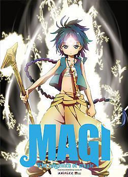 Magi The Labyrinth of Magic Wall Scroll - Aladdin