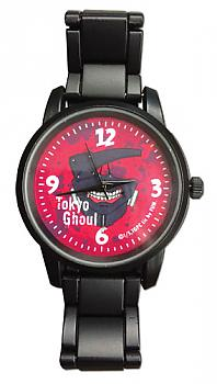 Tokyo Ghoul Wristwatch - One-Eyed Ghoul Mask