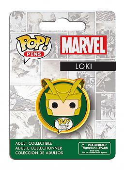 Thor POP! Pins - Loki