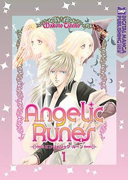 Angelic Runes Manga Vol.   1