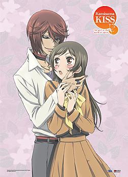 Kamisama Kiss Wall Scroll - Kurama & Nanami