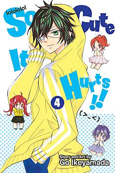 So Cute It Hurts!! Manga Vol.   4