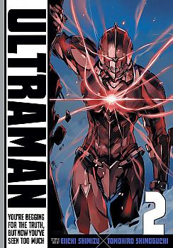 Ultraman Manga Vol.   2