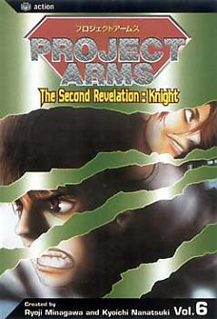 Project Arms Manga Vol.  6: The Second Revelation: Knights