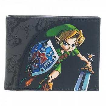 Zelda Bifold Wallet - Majoras Mask Link
