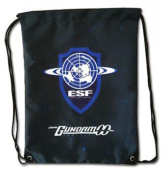 Gundam 00 Drawstring Backpack - ESF