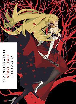 KizuMonogatari: Wound Tale Novel