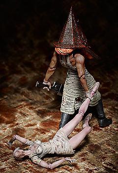 Silent Hill 2 Figma Action Figure - Head Nurse