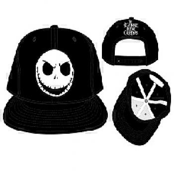 Nightmare Before Christmas Cap - Jack Snapback