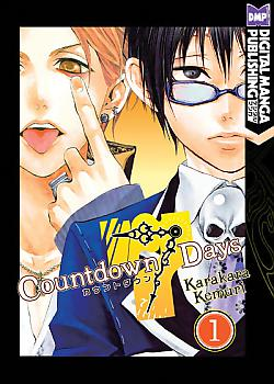 Countdown 7 Days Manga Vol.   1