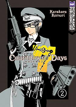 Countdown 7 Days Manga Vol.   2