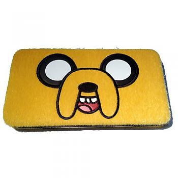 Adventure Time Hinge Wallet - Jake Big Face