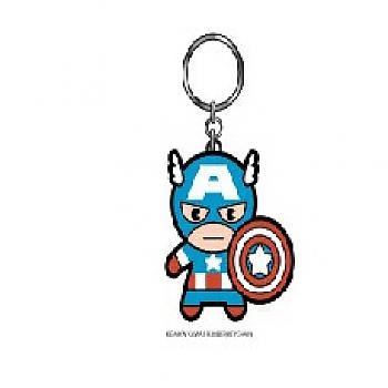 Captain America Key Chain - Kawaii