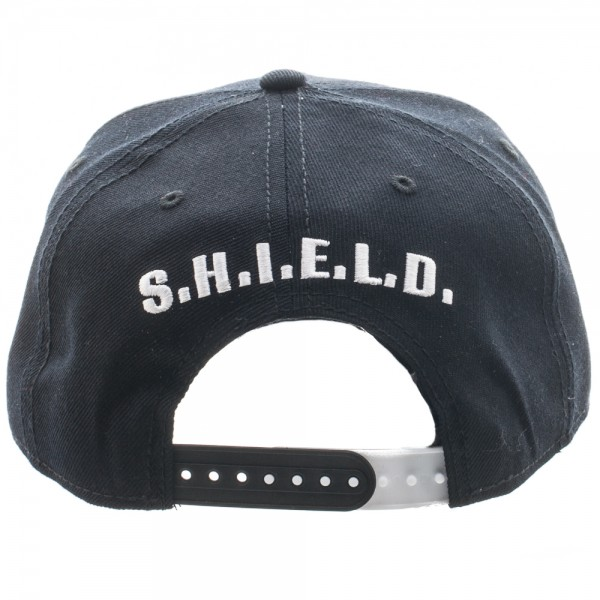 Agents of S.H.I.E.L.D. Cap - Logo PU Bill Snapback (Marvel)  Archonia US 6dbc113fd0c