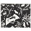 Batman V Superman Bifold Wallet - Dawn of Justice Black/White