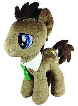 My Little Pony 11'' Plush - Dr. Whooves (Cool Eyes)